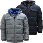 Bench Padded Puffa Jacket / Outerwear Coat Blmk001061