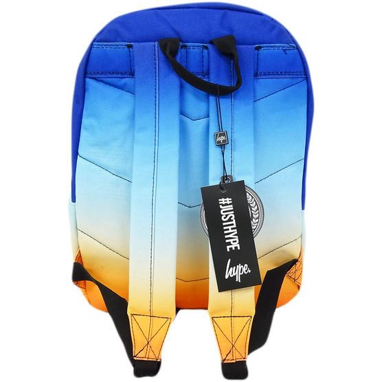 Hype Rucksack Blue / Orange Gradient Fade Bag Ocean Haze Thumbnail 2