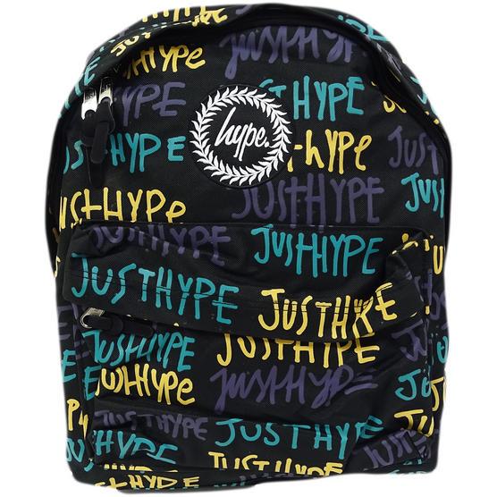 Hype Rucksack Graffiti Bag Hand Style (Multi Colour Thumbnail 1