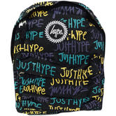 Hype Rucksack Graffiti Bag Hand Style (Multi Colour