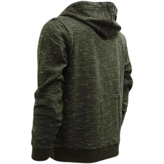 Brave Soul Full Zip Lightweight Hooded Jumper Territory Thumbnail 5