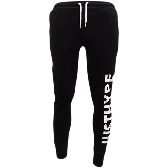 Hype Black / White Womens / Girls Jogger Jogger / Sweatpant Big - 067 - Thumbnail 1