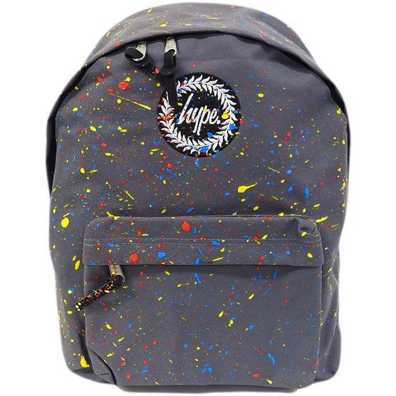 Hype Grey Multi Coloured Bag Primary Grey Thumbnail 1