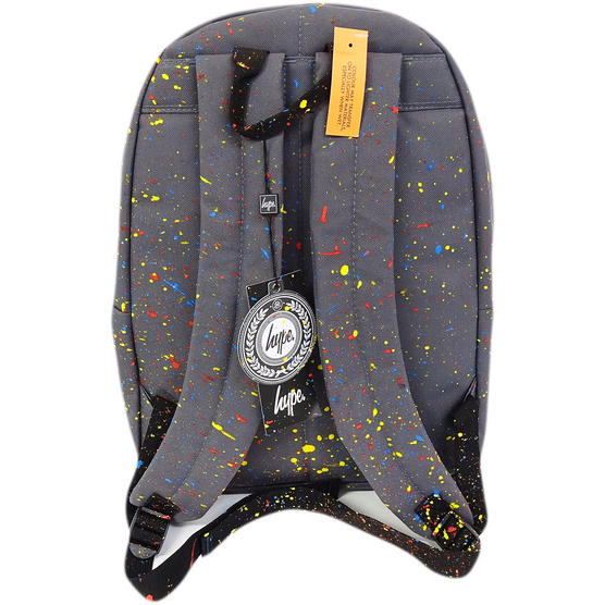 Hype Grey Multi Coloured Bag Primary Grey Thumbnail 2