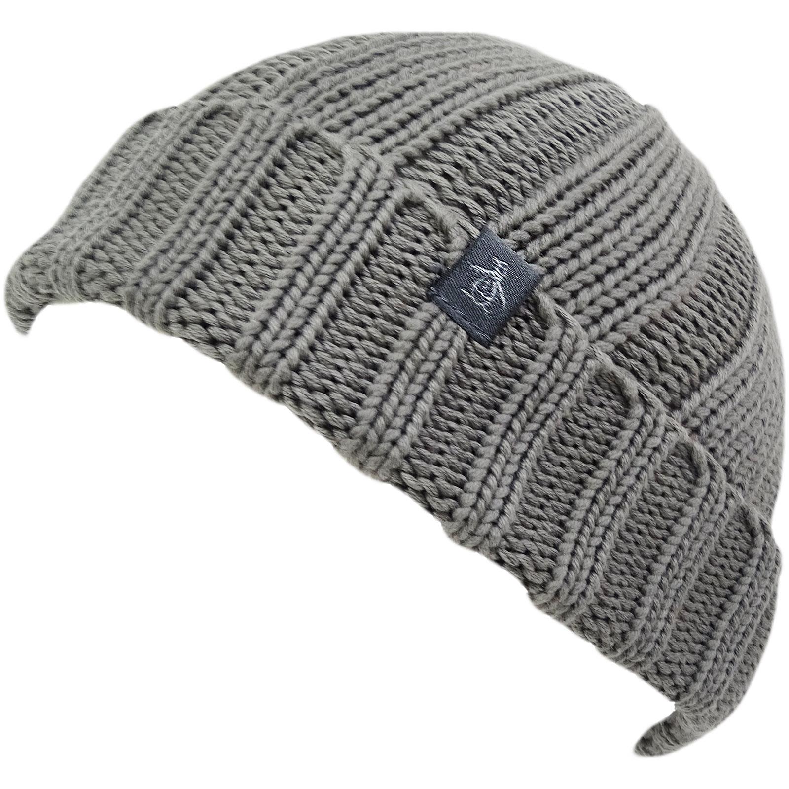Original-Penguin-plaine-marbree-Beanie-hiver-Headwear-11179