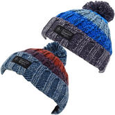 Original Penguin Bobble Hat Beanie / Winter Headwear 11188