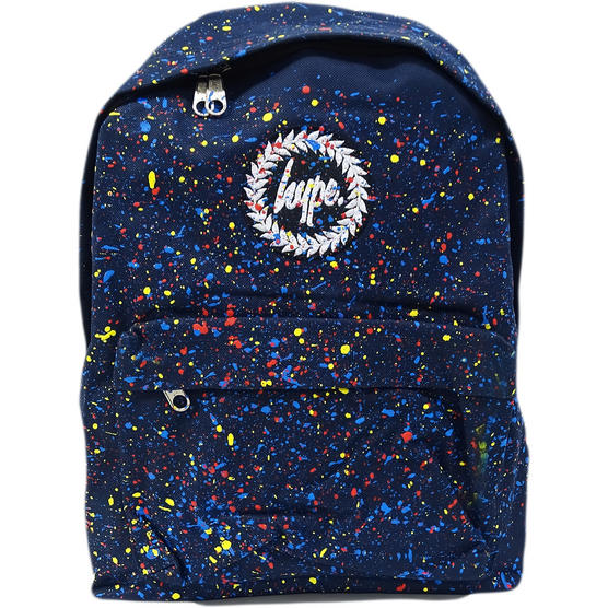 Hype Navy Backpack / Rucksack Bag Primary Navy Thumbnail 1