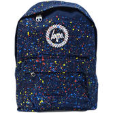 Hype Navy Backpack / Rucksack Bag Primary Navy