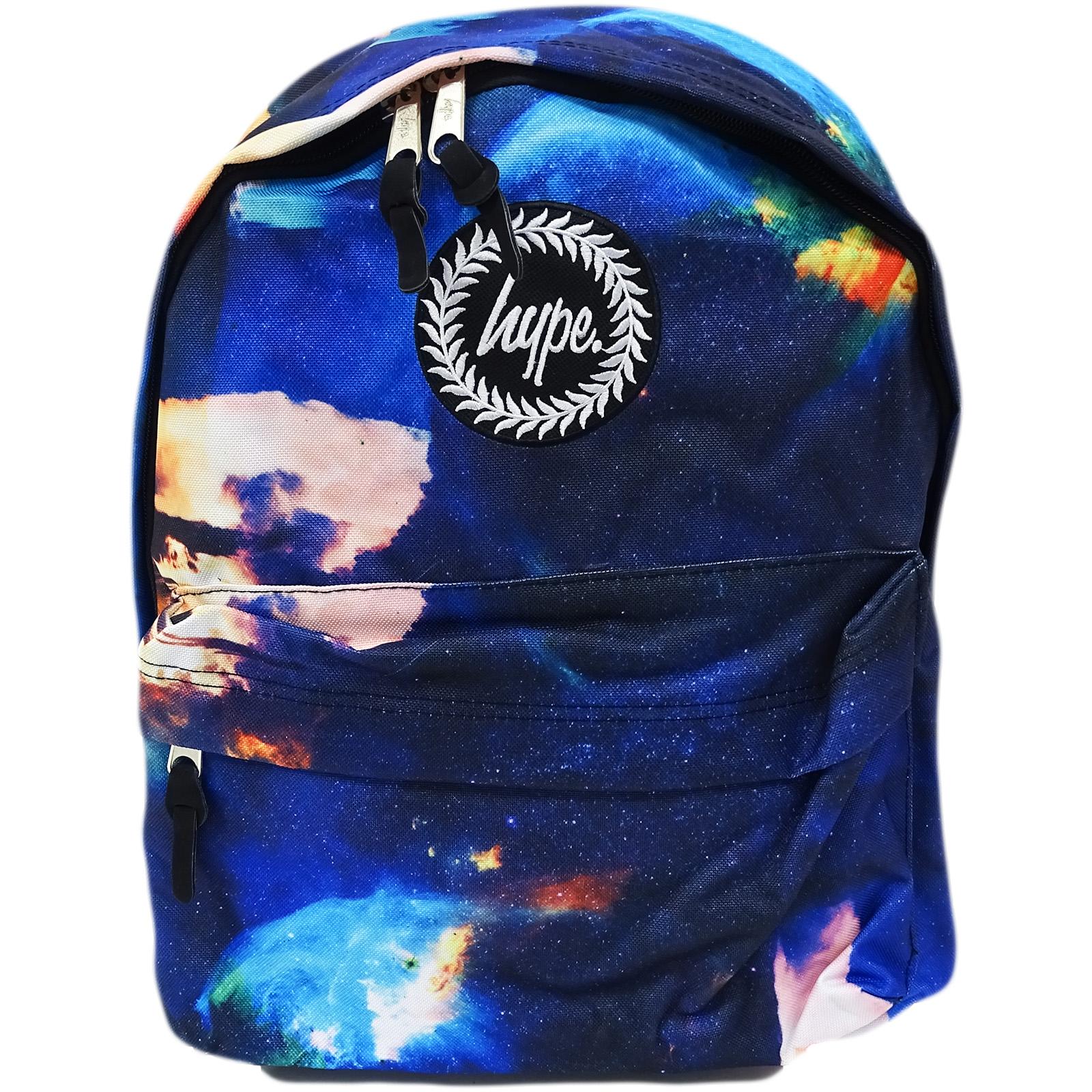 Hype Space Backpack / Rucksack Bag Supernova