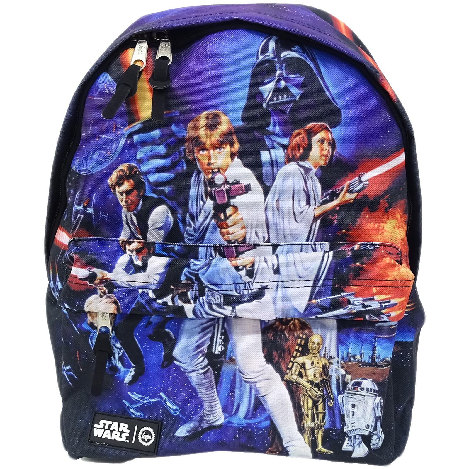 Hype Multi Rucksack Bag Star Wars