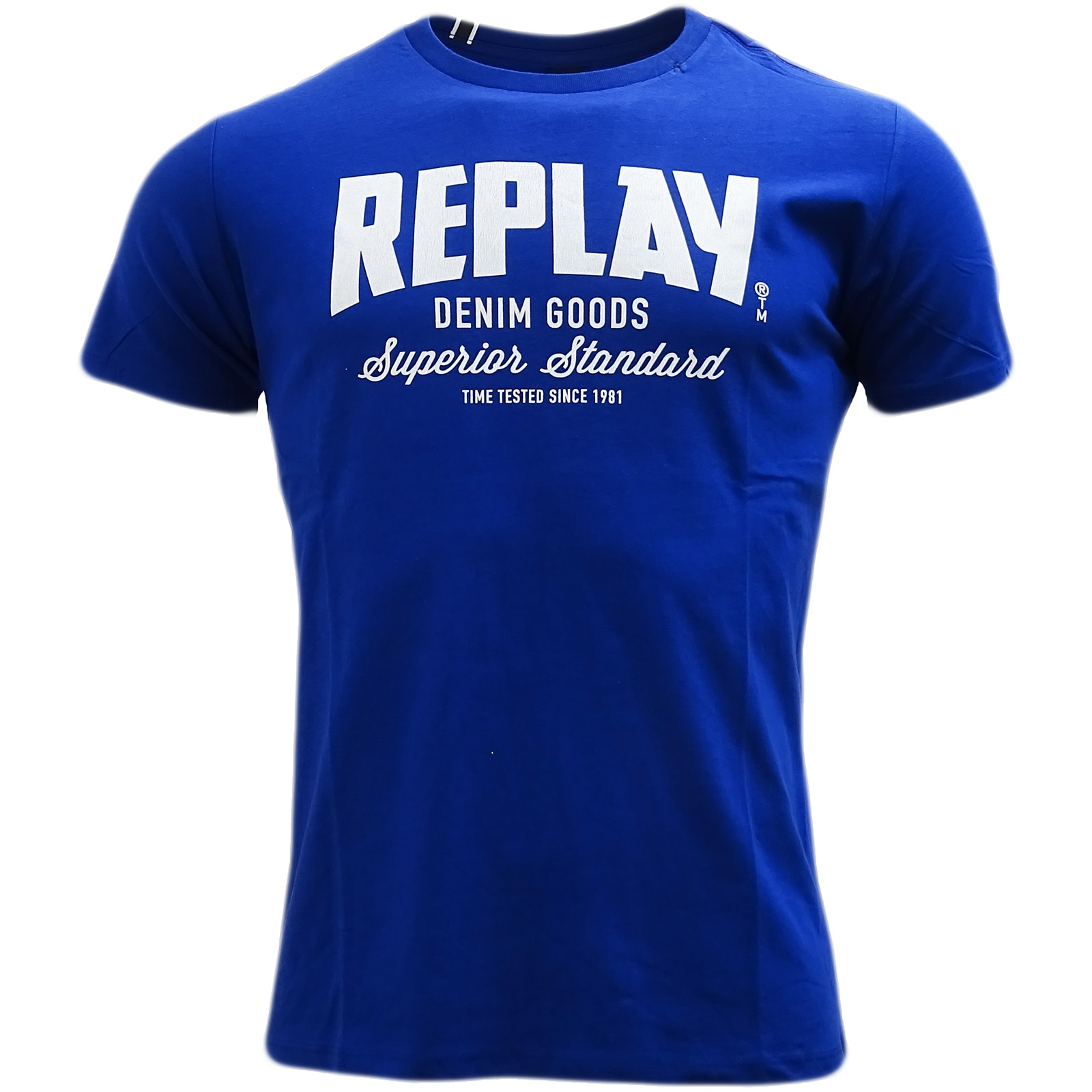 594cd9c9 Sentinel Replay With 'Replay Logo' T-Shirt - M3481