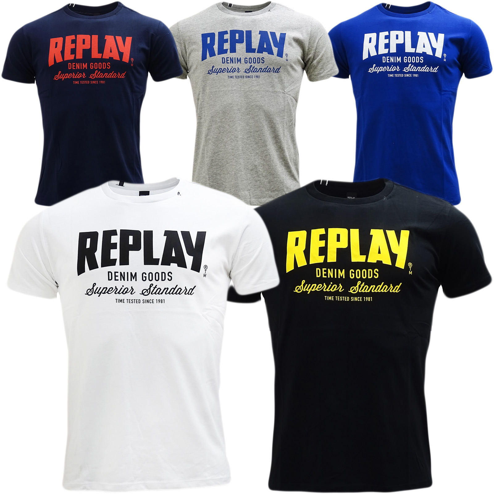 eca17ccf Sentinel Replay M3481 T-Shirt