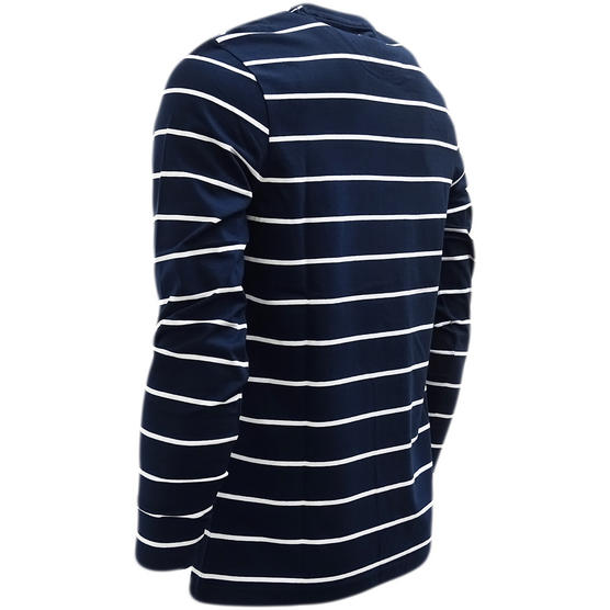 Henri Lloyd Striped Long Sleeve T-Shirt Bretton Thumbnail 3