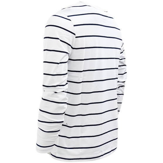 Henri Lloyd Striped Long Sleeve T-Shirt Bretton Thumbnail 5