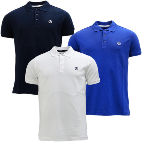 Henri Lloyd Plain Stretch Polo Shirt Cowes 18 Thumbnail 1