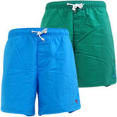 Original Penguin Plain Mesh Lined Swim Short Shorts 8190