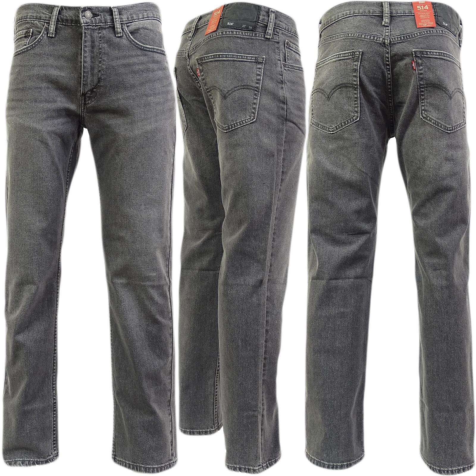 2a1e24b449d Sentinel Thumbnail 1. Sentinel Levi Strauss 514 Straight Leg Jean Faded Grey  Tin Man 09-83