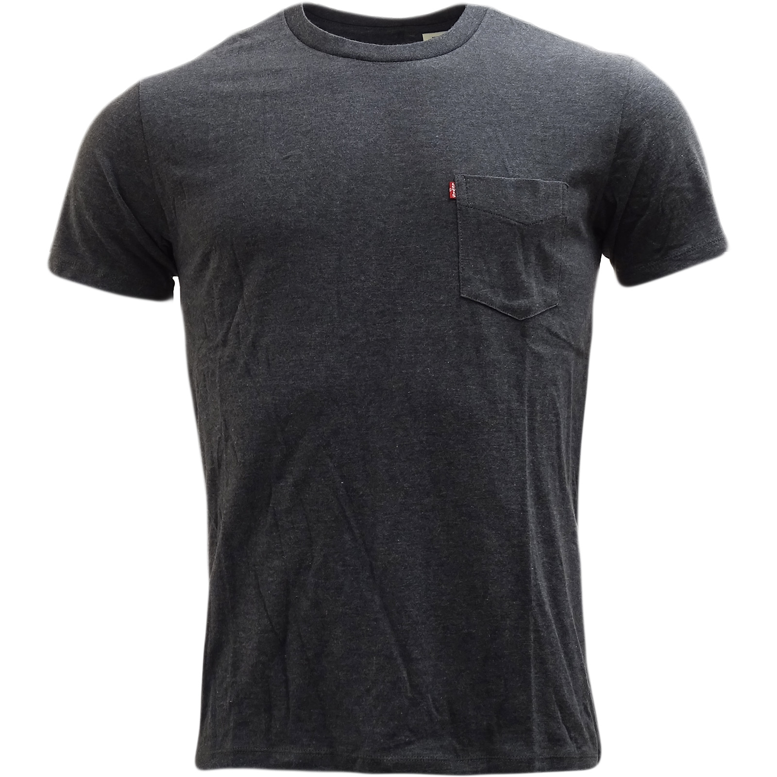 Levi strauss plain sunset pocket tee levi 39 s t shirt for Levis plain t shirts