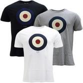 Ben Sherman Mod Target T-Shirt 47812