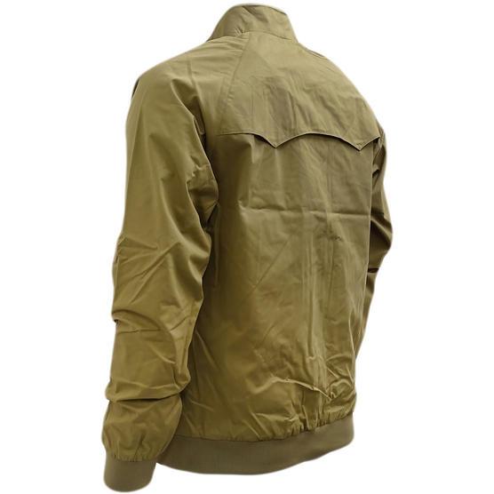 Ben Sherman Lightweight Harrington Coat With Gingham Lining Jacket 47822 Thumbnail 12