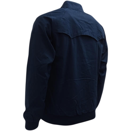 Ben Sherman Lightweight Harrington Coat With Gingham Lining Jacket 47822 Thumbnail 3