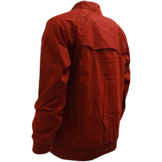 Ben Sherman Lightweight Harrington Coat With Gingham Lining Jacket 47822 Thumbnail 9