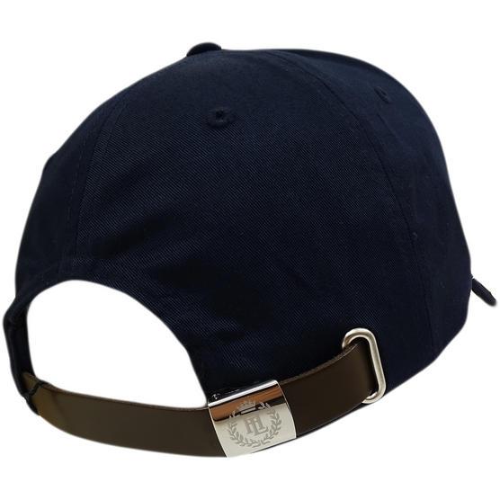 Henri Lloyd Navy Baseball Cap With Adjustable Back Cap / Headwear Offton Thumbnail 3