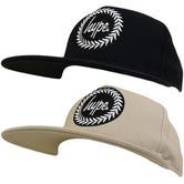 Hype Plain Snapback Cap / Headwear Snapback Crest 18