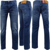 Levi Strauss Queen Blue Lightweight Stretch 511 Slim Leg Jean 28-48 -