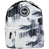 Hype Black / White Bag Wall Drips