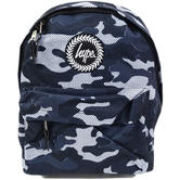 Hype Black Camouflage Bag Mono Camo