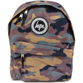 Hype Camo Camouflage Bag With Pink Straps Bag Camo Pink Strap