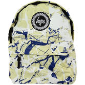 Hype Sand All Over Paint Splash Design Bag Marble