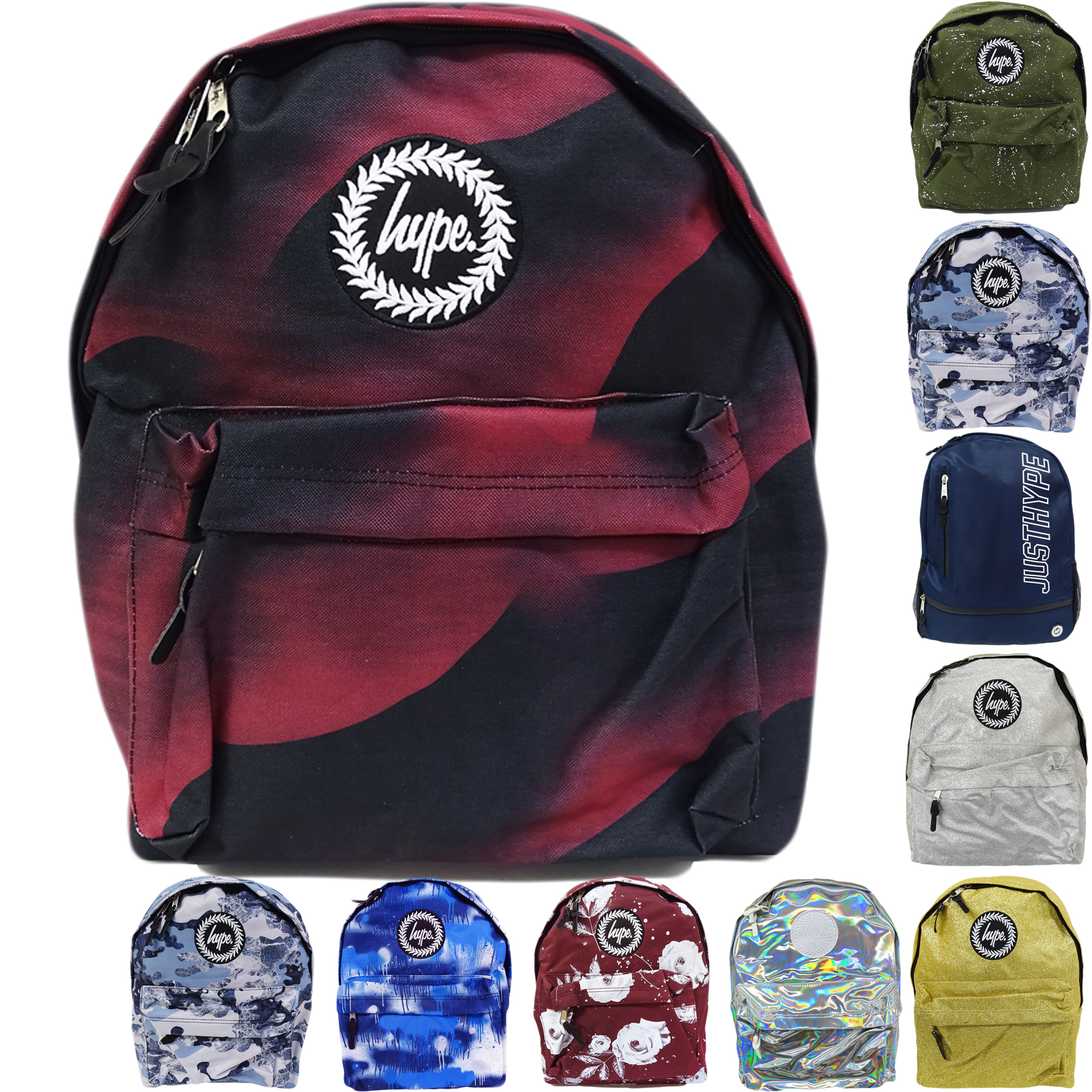 Sentinel Boys Hype Backpack Bags - HYPE BAG 4690bb42681a7