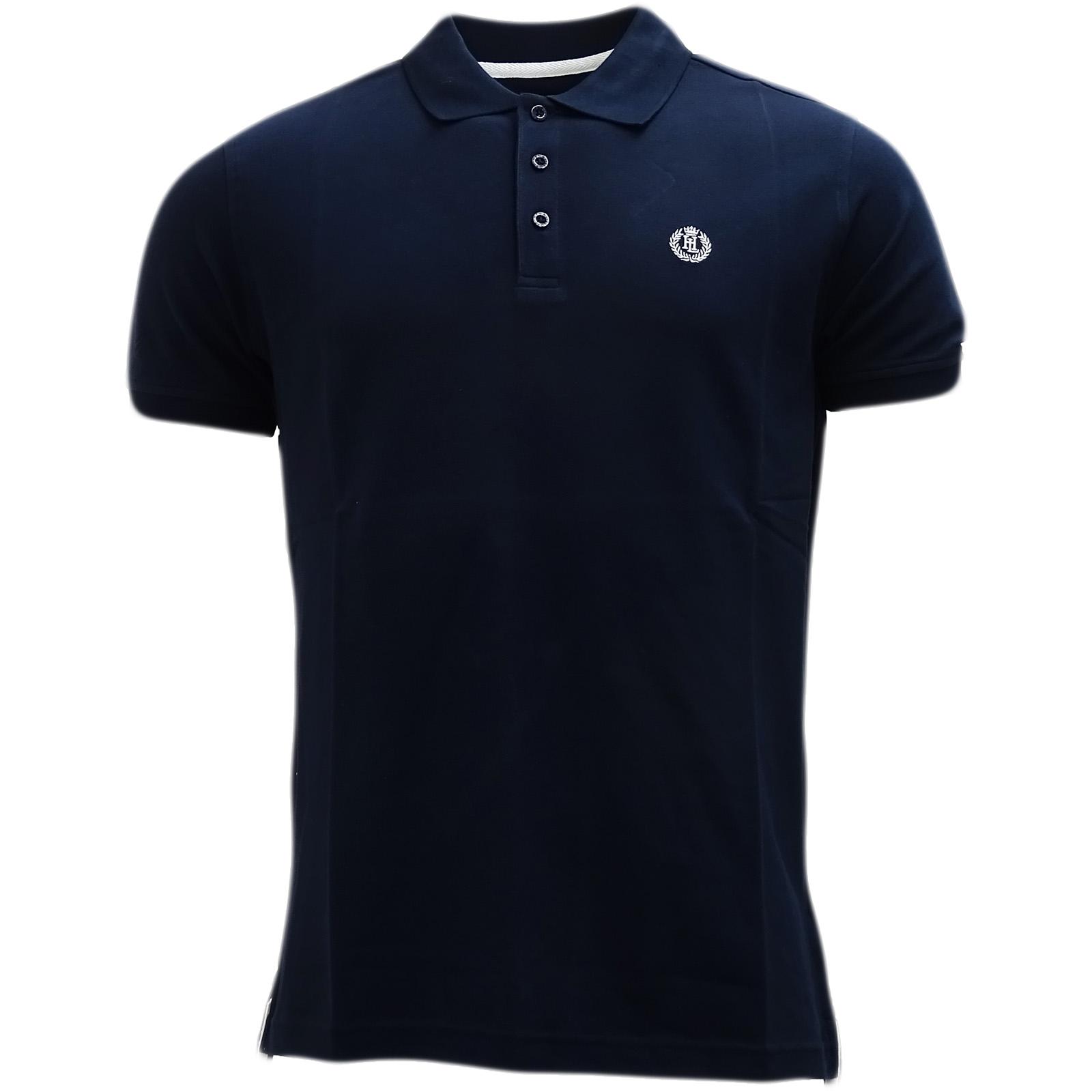 Henri-Lloyd-Plain-Polo-Shirt-Smart-Casual-Polos