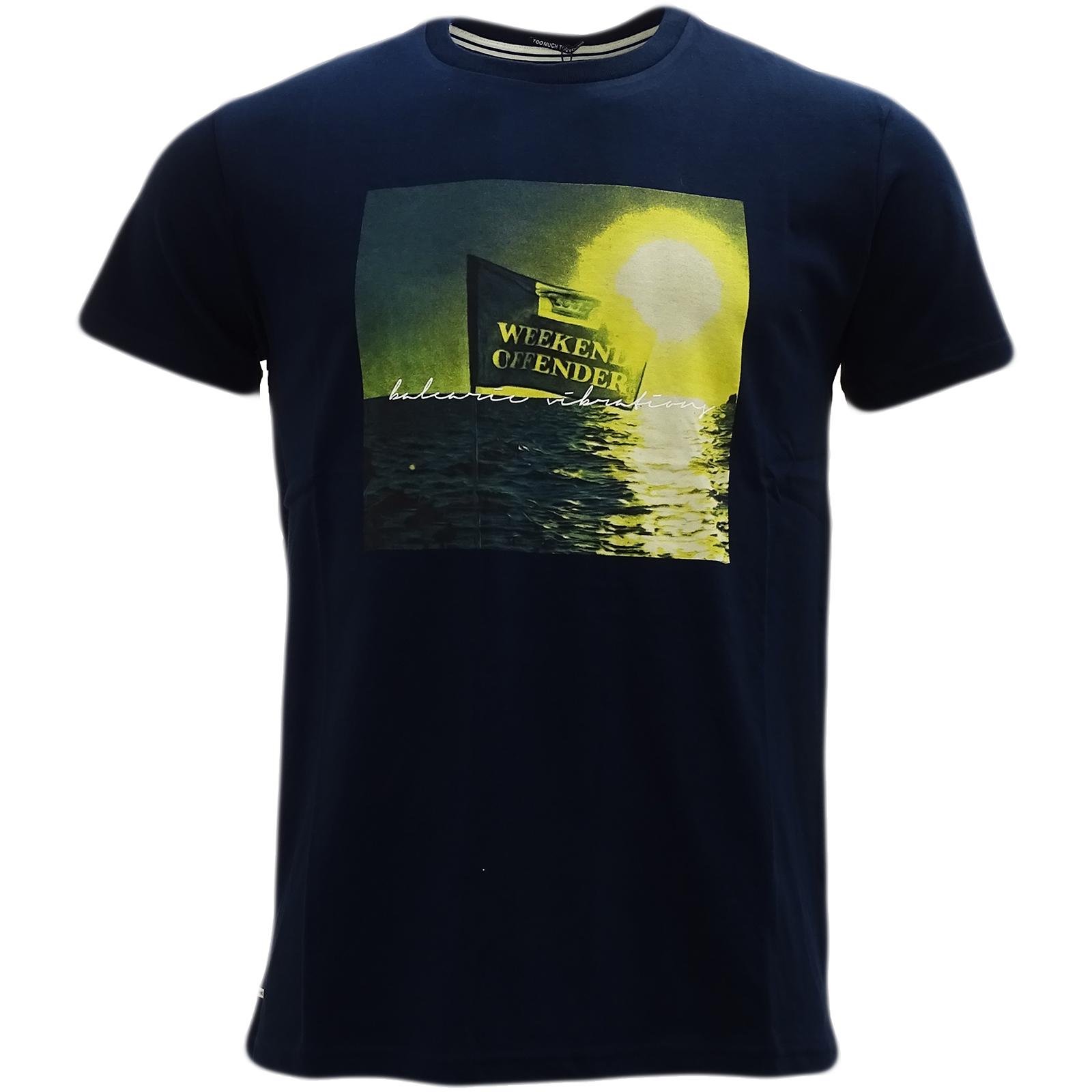 Weekend Offender T-Shirt -    Nuovo Tee 2018 Da Uomo 2018 Tee    c40096