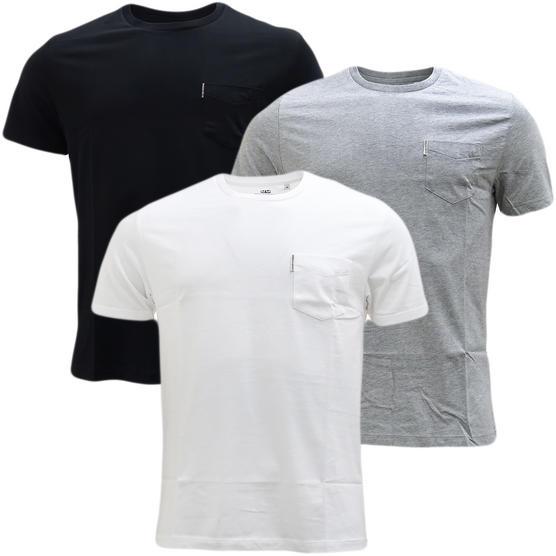 Ben Sherman Plain Pocket Chest T-Shirt 47843 Thumbnail 1