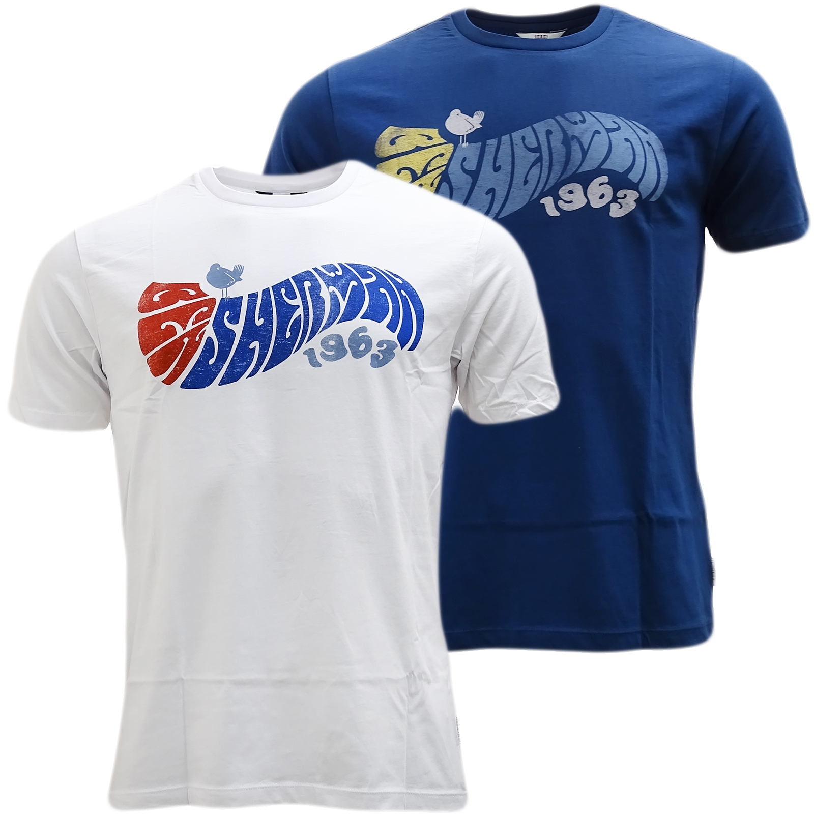 Ben Sherman Curve Logo T-Shirt 49074-150
