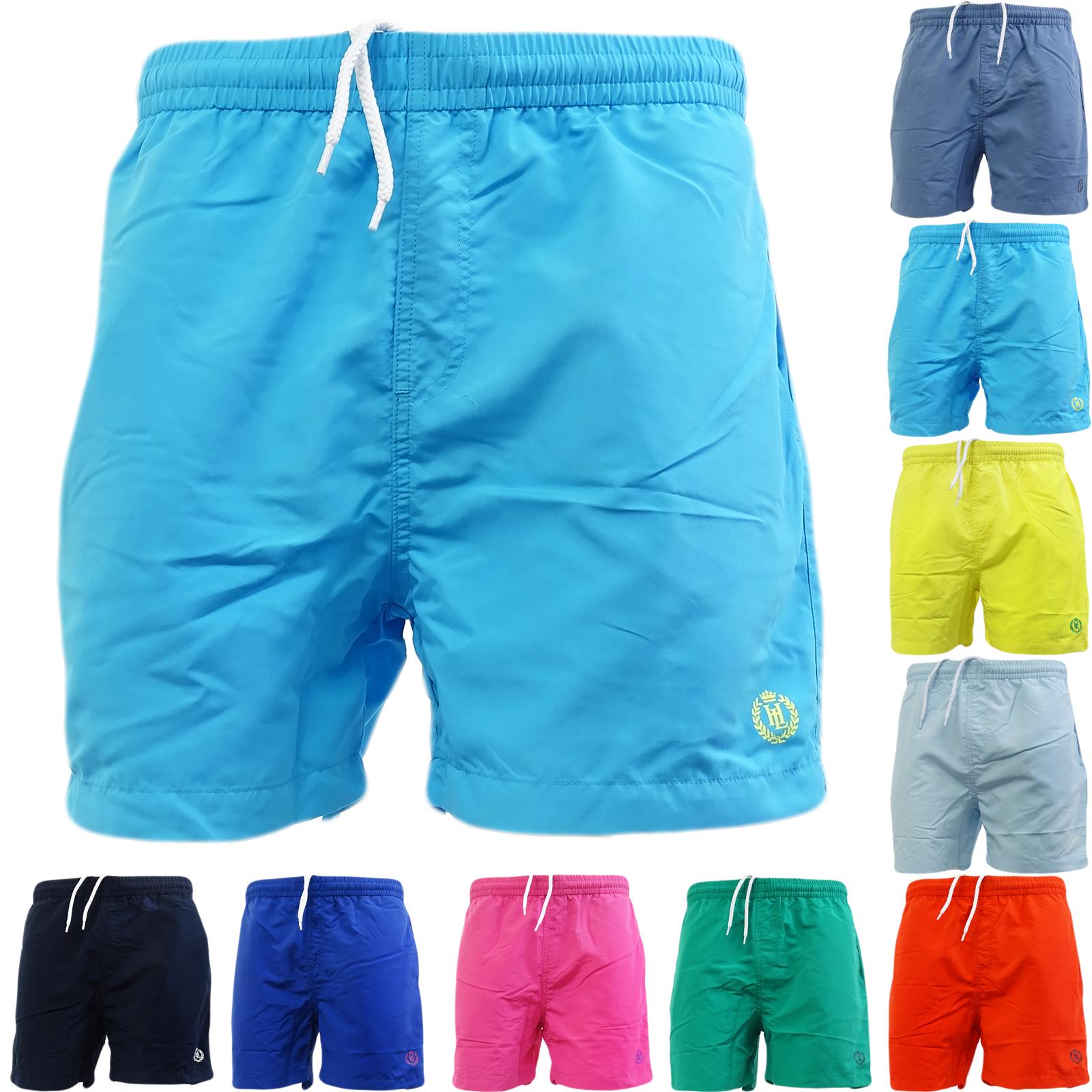 Henri Lloyd Short Length Swim Shorts With Mesh Lining Shorts Brixham 18
