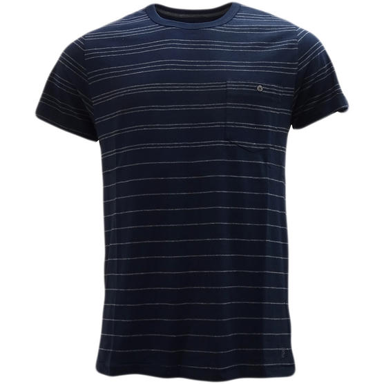 French Connection Thin Stripe With Top Pocket T-Shirt 56Szy Thumbnail 2