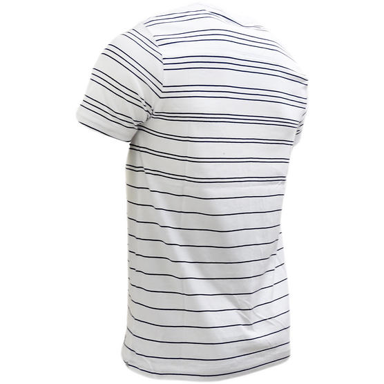 French Connection Thin Stripe With Top Pocket T-Shirt 56Szy Thumbnail 5