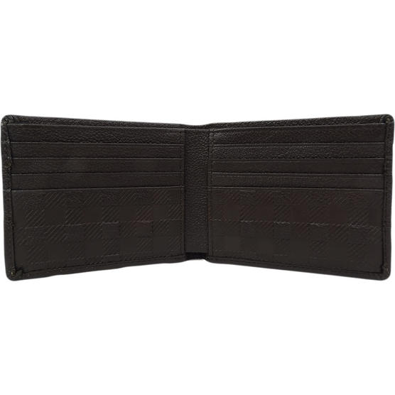 Ben Sherman Brown Leather Wallet - Card And Note Holder  11816 Thumbnail 3