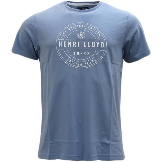 Henri Lloyd Chest Logo T-Shirt Hurst Thumbnail 3