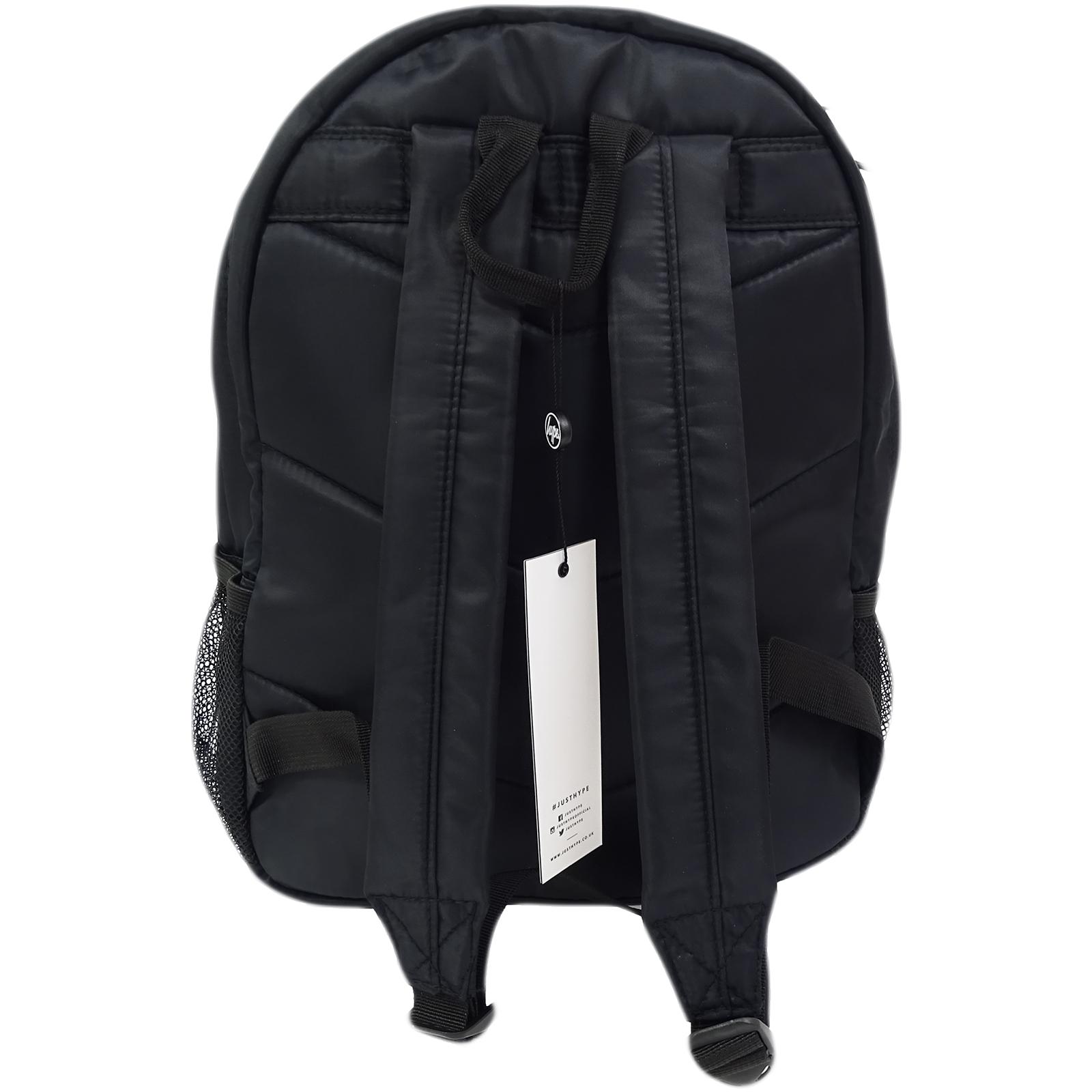 Unisexe-Hype-Sac-A-Dos-Ecole-Gym-SACS-pochettes-pencil-case miniature 83