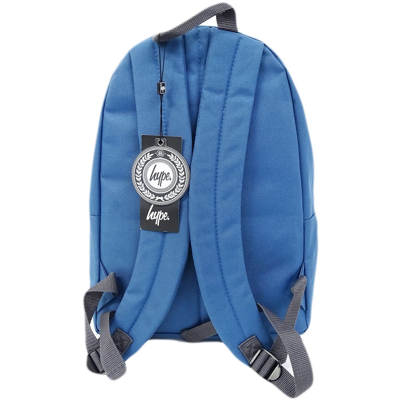 Unisexe-Hype-Sac-A-Dos-Ecole-Gym-SACS-pochettes-pencil-case miniature 143