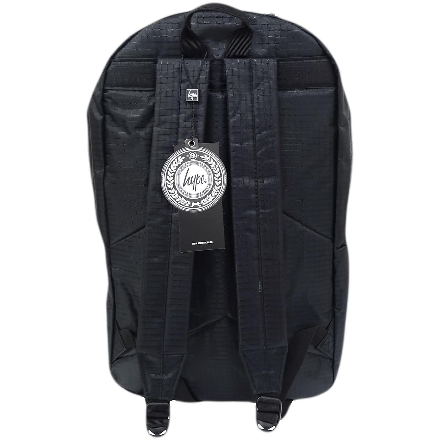 Unisexe-Hype-Sac-A-Dos-Ecole-Gym-SACS-pochettes-pencil-case miniature 166