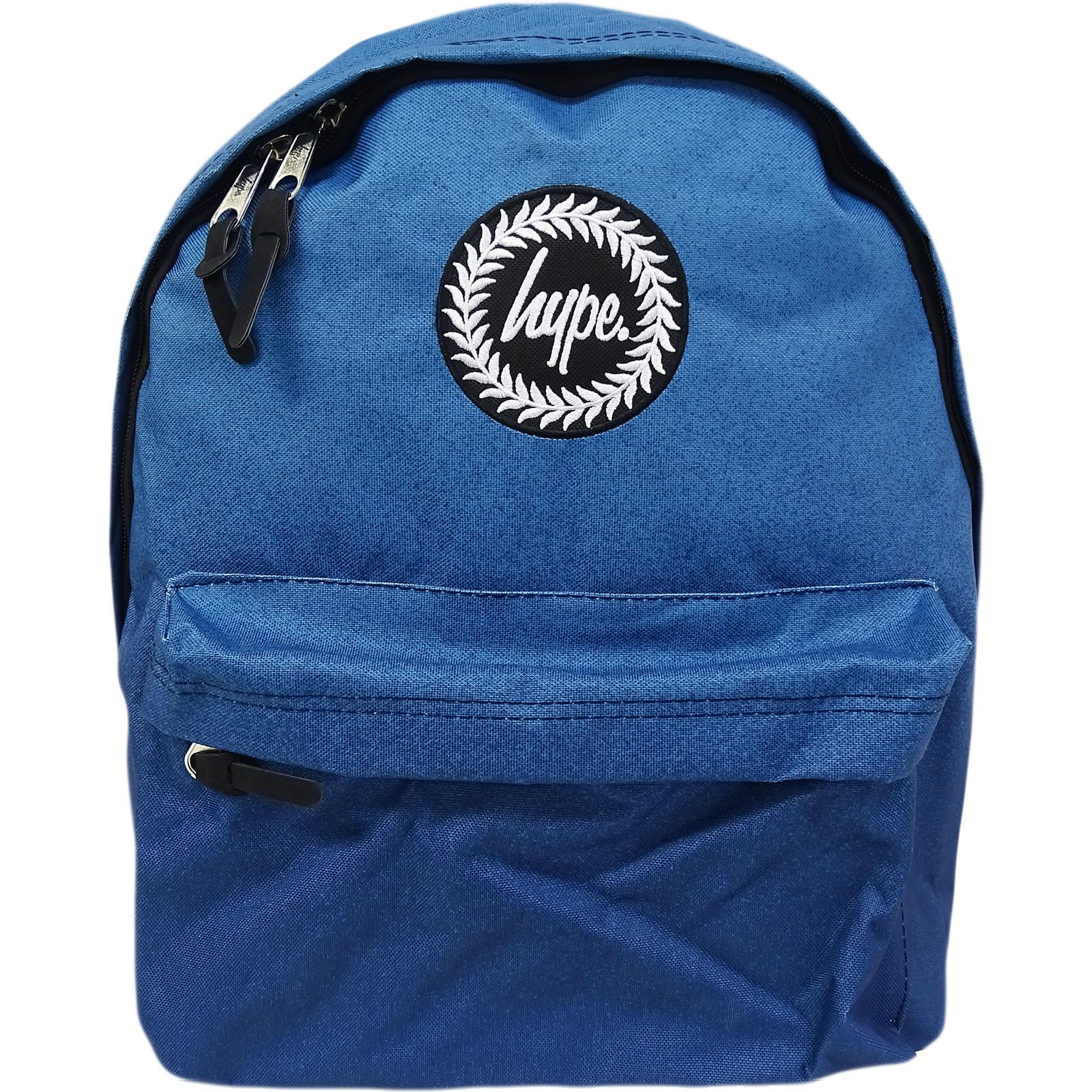 Unisexe-Hype-Sac-A-Dos-Ecole-Gym-SACS-pochettes-pencil-case miniature 113