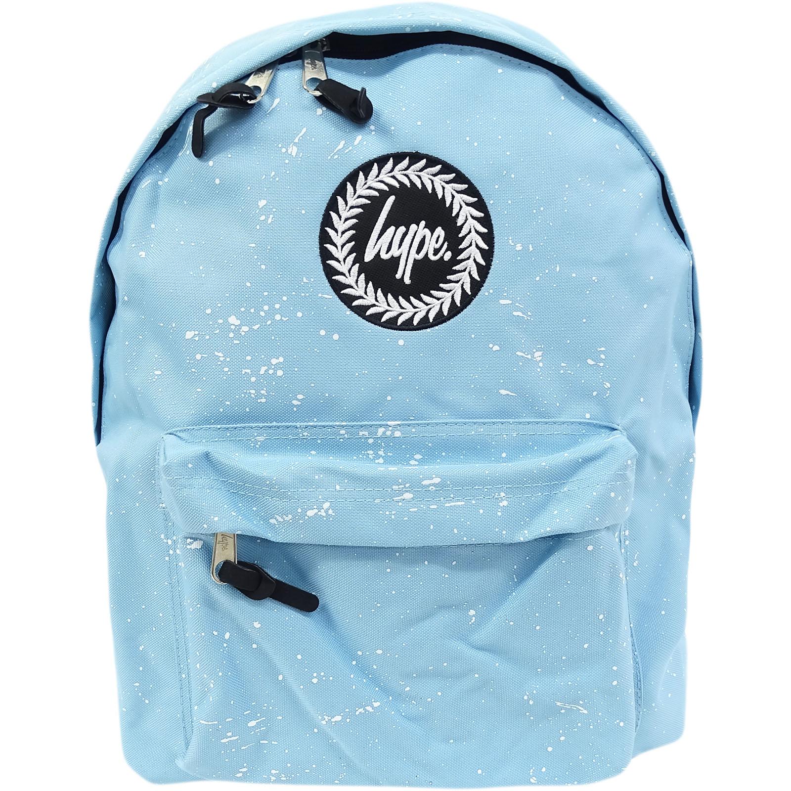 Unisexe-Hype-Sac-A-Dos-Ecole-Gym-SACS-pochettes-pencil-case miniature 184