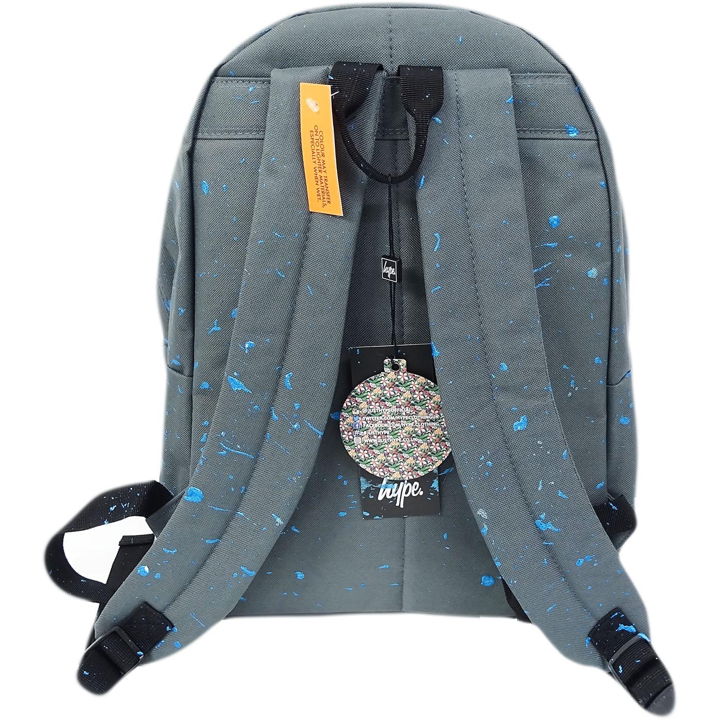 Unisexe-Hype-Sac-A-Dos-Ecole-Gym-SACS-pochettes-pencil-case miniature 141