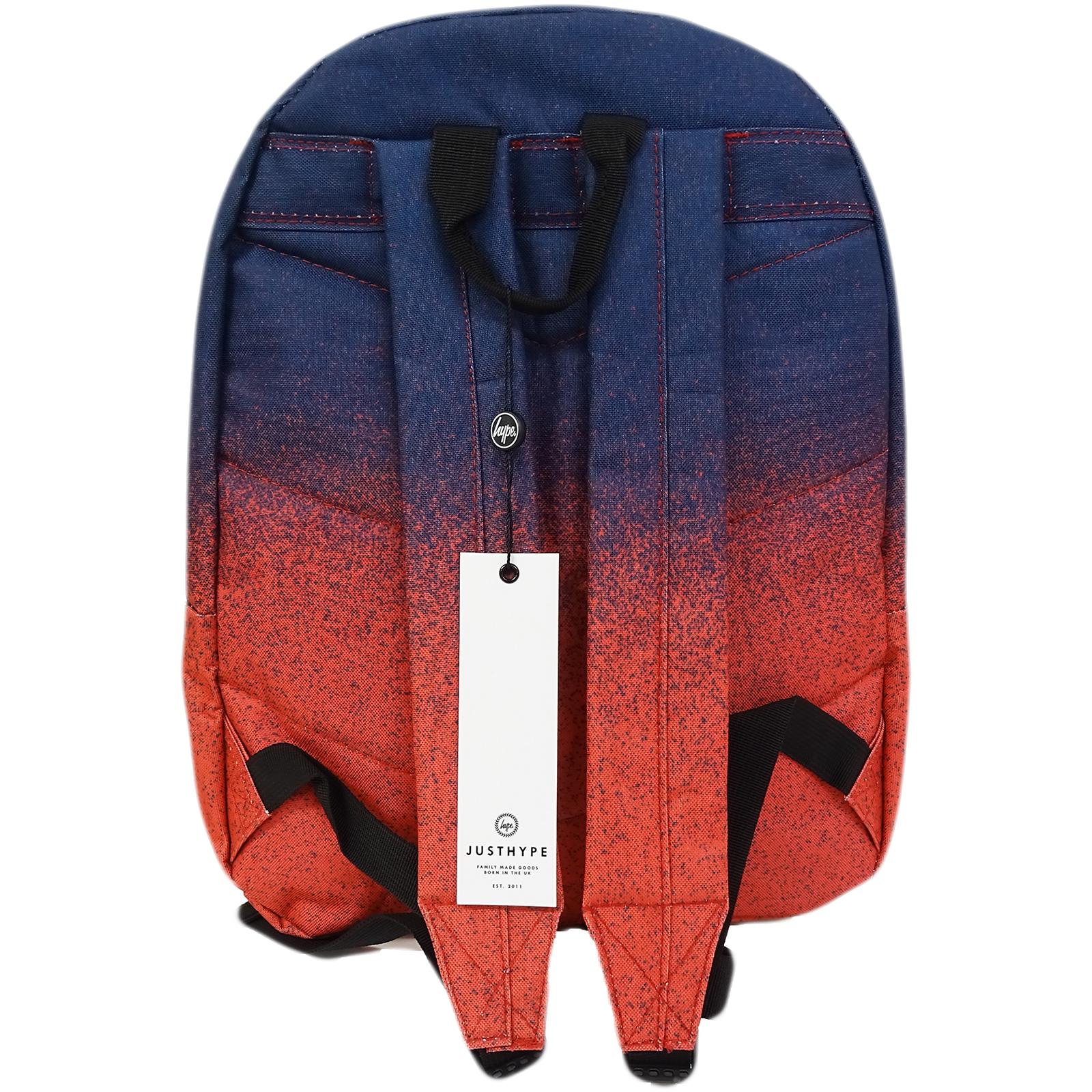Unisexe-Hype-Sac-A-Dos-Ecole-Gym-SACS-pochettes-pencil-case miniature 116